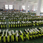 fitrider rideshare electric scooter factory in china