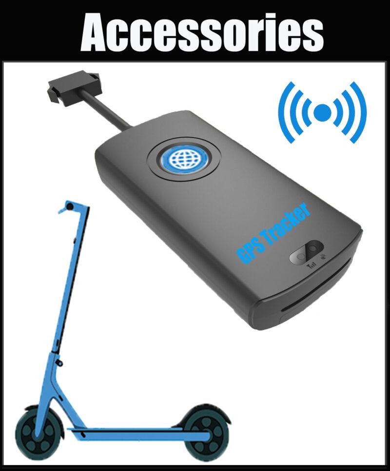 scooter bike GPS tracker