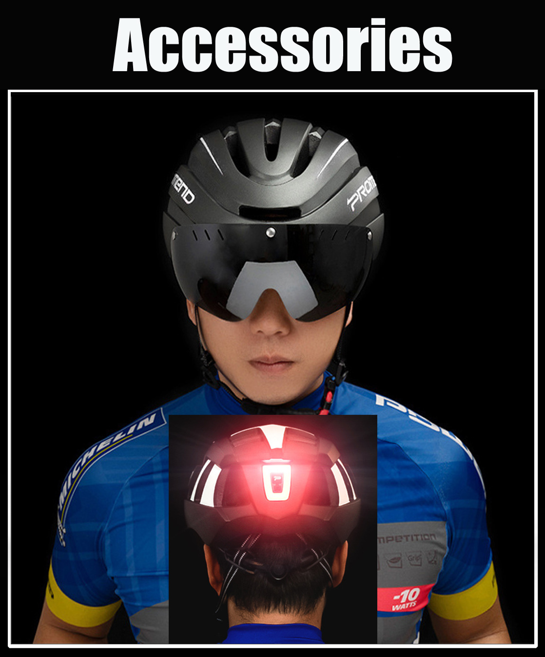 electric scooter bicycle helmet