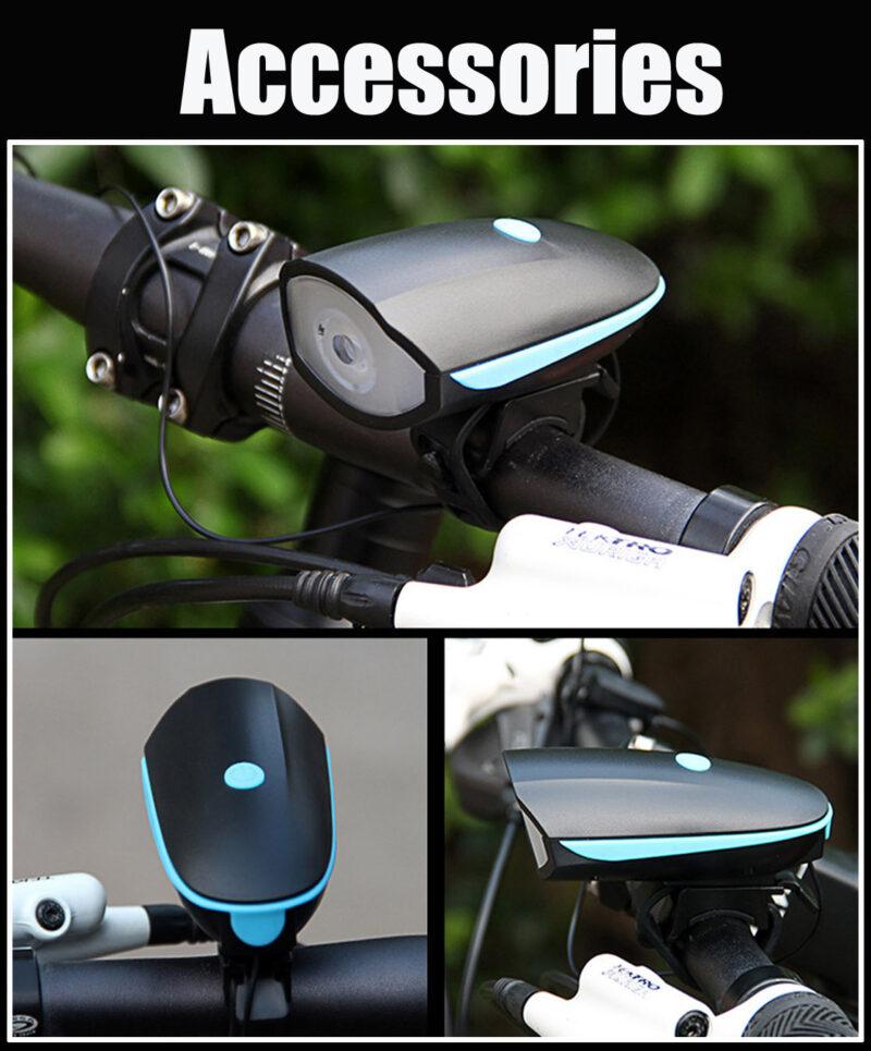 scooter bike LED front light